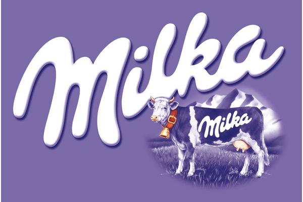 Brand logo milka