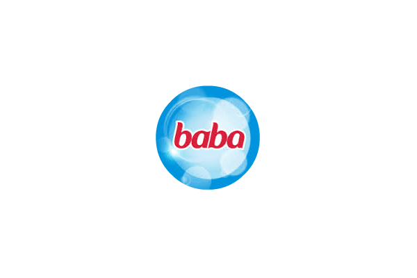Brand logo baba