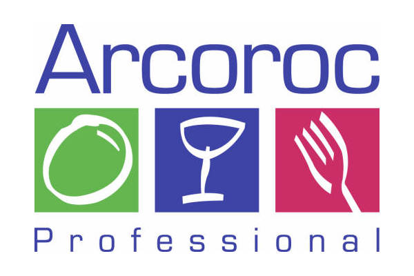Brand logo arcoroc