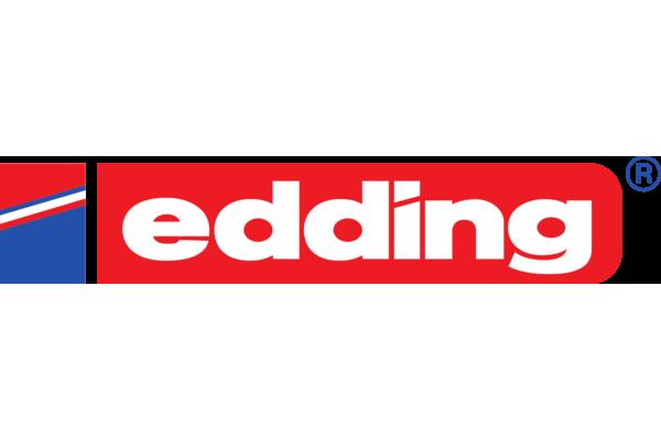 Brand logo edding