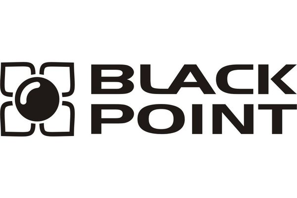 Brand logo black point
