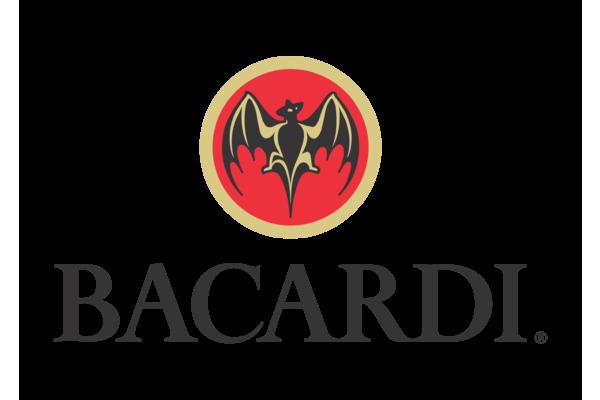 Brand logo bacardi