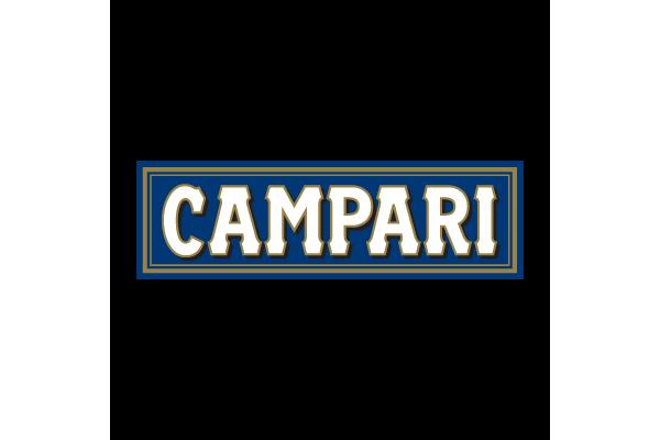 Brand logo campari