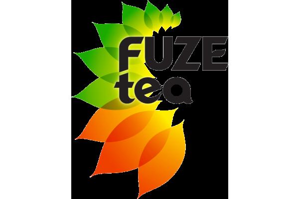 Brand logo fuze tea